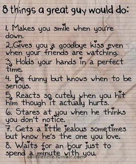 Ways To Make A Guy Smile
