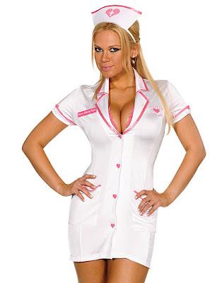 chicas vestidas de medico cachondas