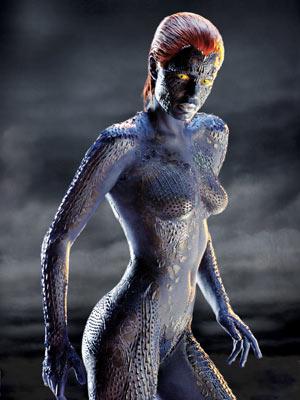 mystique sexy, xmen sexy mistica