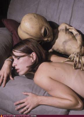 sexo con extraterrestres