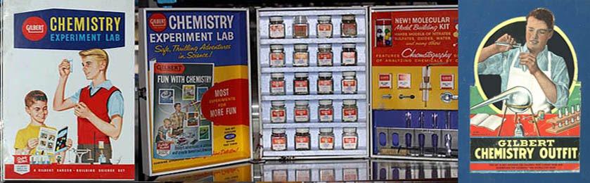 Ralph Slatton reviews A.C. Gilbert Chemistry Sets Nostalgia Blog