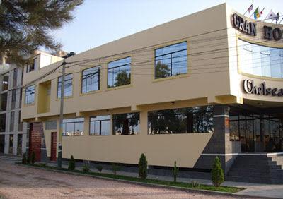 Hotel de lujo en Nuevo Chimbote