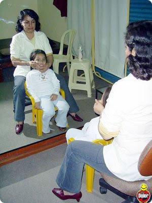 Terapia de paralisis Facial