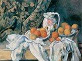 Bodegón con cortina (1895) - Paul Cézanne (56)