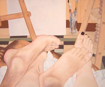 obra de Eva Román: Mi amor