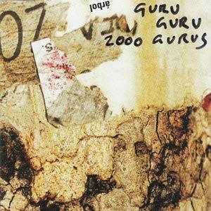 carátula cd: Guru Guru - álbum: 2000 Gurus