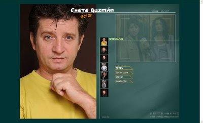 ver web Chete Guzmán
