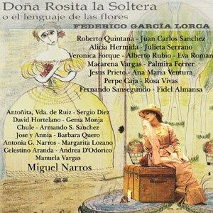 Doña Rosita la Soltera (Lorca) - diseño fotomontaje por pepeworks