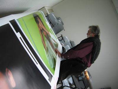 Pedro Meyer y retrato de Pepeworks