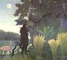 La encantadora de serpientes (1907) - Henri Rousseau (63)