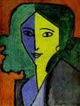 Retrato de Lydia Delectorskaya (1947) - Henri Matisse (78)