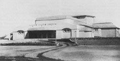 Teatro Werkbund, Colonia, Henry van de Velde