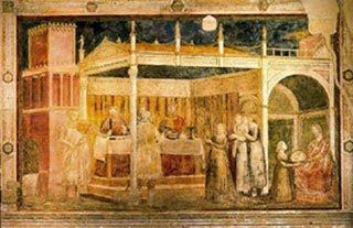 El festín de Herodes (Giotto)