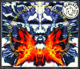 Front 242 : Religion: Remixes by The Prodigy (Religion) and by The Orb (Crapage)