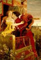 Ford Madox Brown (49) - Romeo y Julieta (1870)