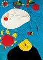 Joan Miró (45 años) - Retrato IV (1938)