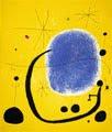 Joan Miró (74) - El oro del azur (1967)