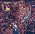 George Grosz (24) - Metrópolis (1917)