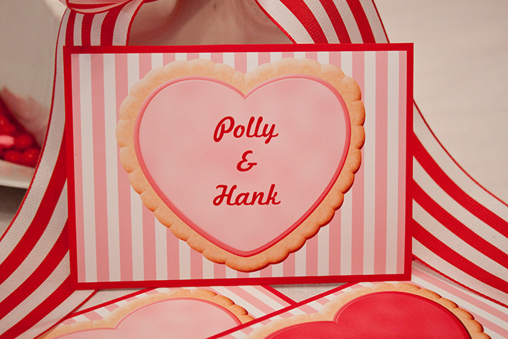 inspiration party} sugar cookie valentines - Piggy Bank Parties Blog