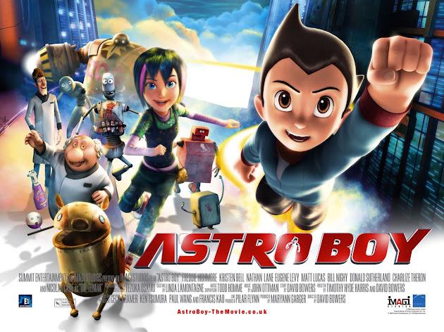 Pemain Astro Boy