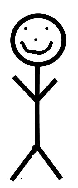 clip art running stick figure. HUMAN STICK FIGURE CLIP ART