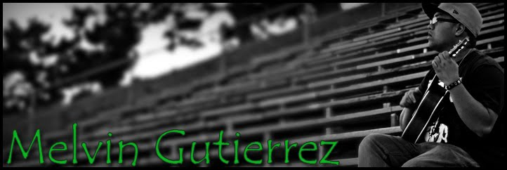 The Official Site for Melvin Gutierrez