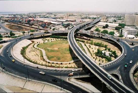 Kiamari Bridge Karachi