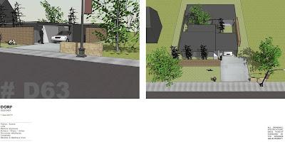 Dorf Fr Designer D63 Plan De Maison Patio Toits Plats