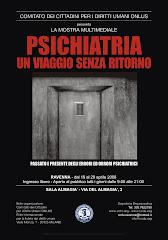 """Mostra: """"PSICHIATRIA: UN VIAGGIO SENZA RITORNO"""" - RAVENNA 19 -> 29 APRILE"""
