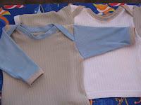 сшить футболку для мальчика