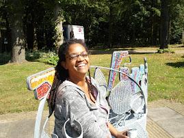 Aisha at the Trappenberg