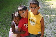 Maya, Chetan & Devan
