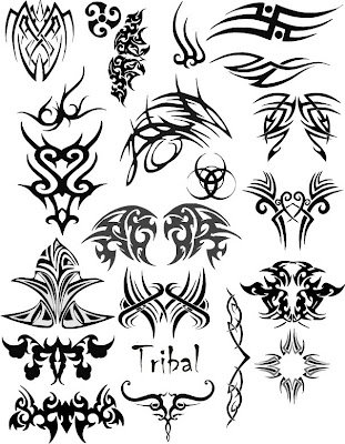 tribal tattoo picture fire art design symbol spirit cool fire tattoo