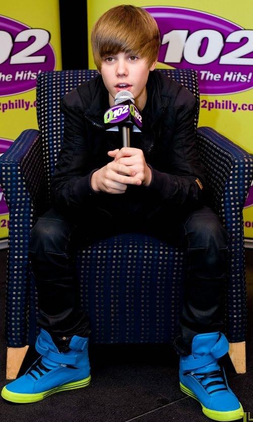 Justin Bieber Schuhe