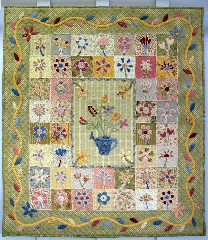 Applique quilts on pinterest
