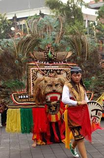 Singa Barong