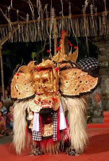 Barong dance Calon Arang