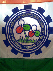 LOGO OF INDIAN NATIONAL TRADE UNION CONGRESS