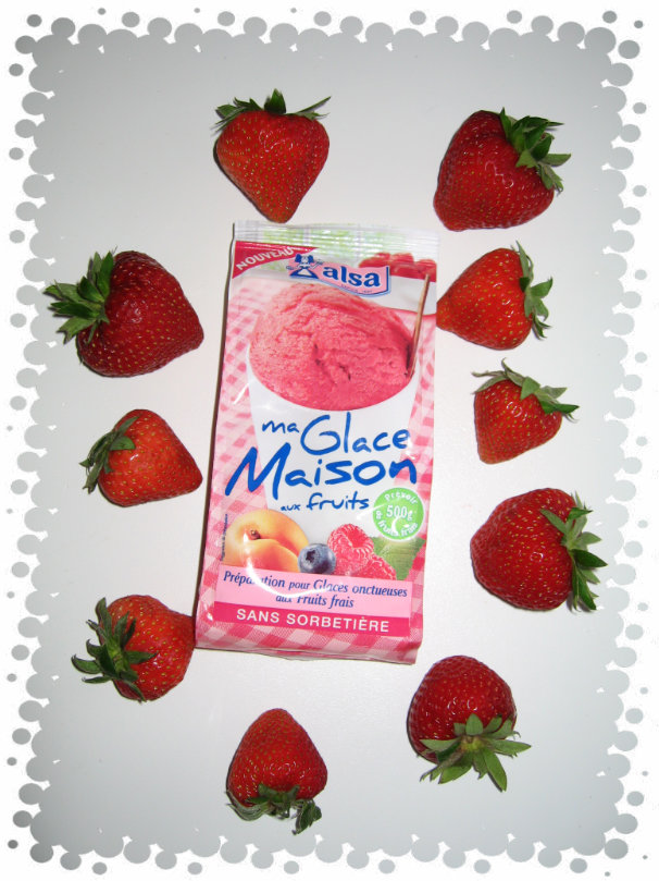 J 39 ai test ma glace maison aux fruits miss chocor ve - Faire sa glace maison sans sorbetiere ...