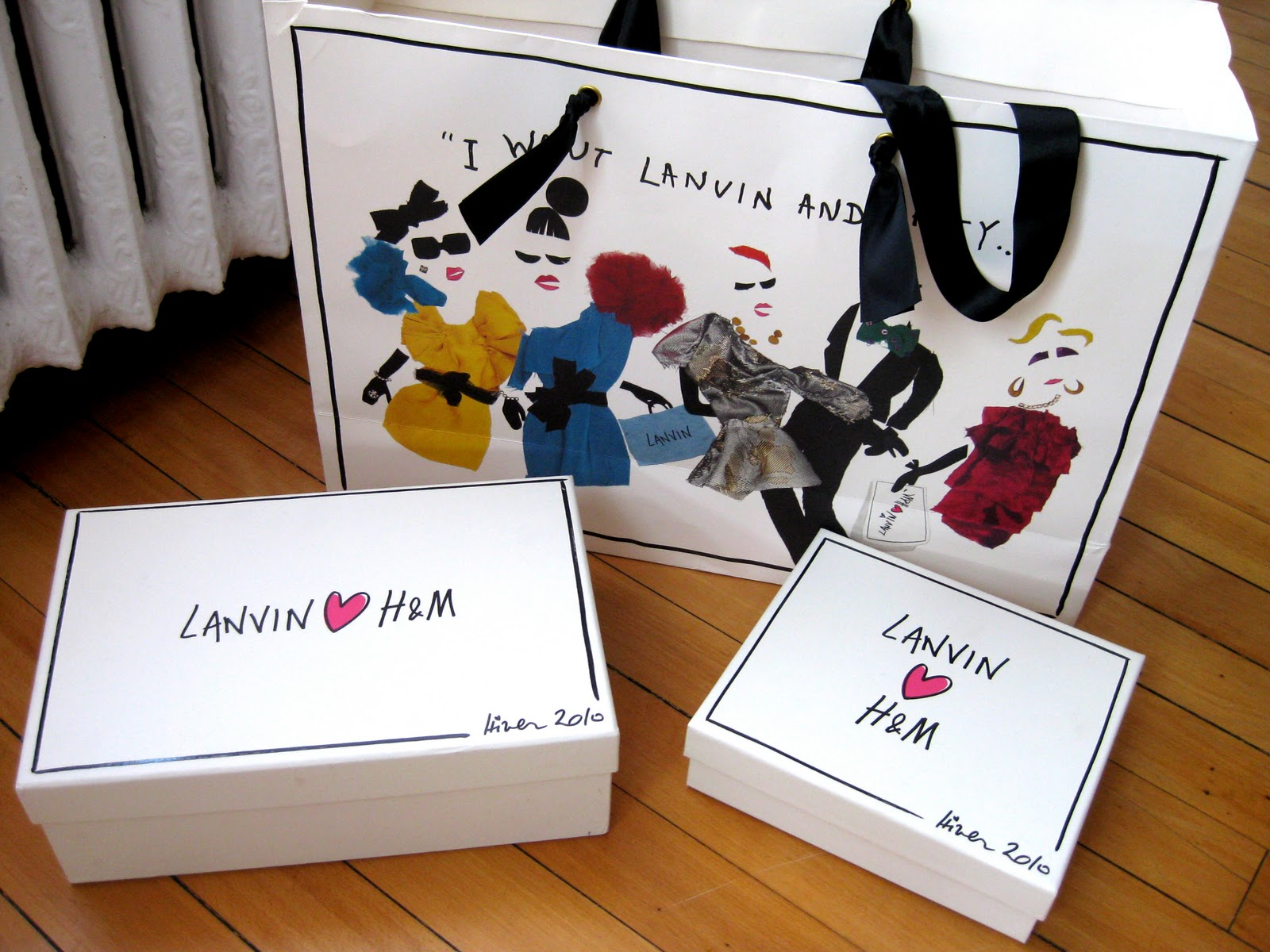 Of Little My Lanvin For H Amp M