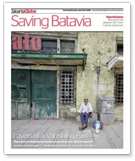 Saving Batavia