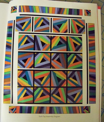 Celebrate Dad: Masculine Recycled Silk Tie Lap Quilt Pattern