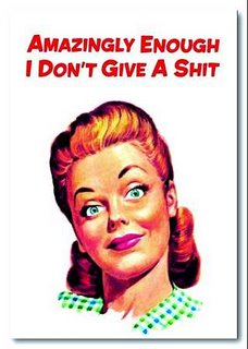 And my Attitude today is....