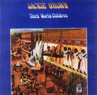 Jackie Brown. dans Jackie Brown front