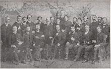 1ª Conferência Annual Brasileira da Igreja Metodista realizada em Minas, Juiz de Fora, 15/07/1890