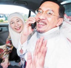 Anwar Kantoi Berlakon