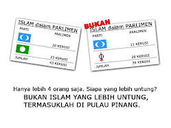 SIAPA YANG UNTUNG? KALAU BUKAN DAP.