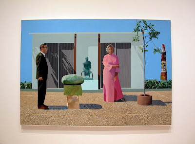David Hockney American Collectors Weisman Art Institute Chicago