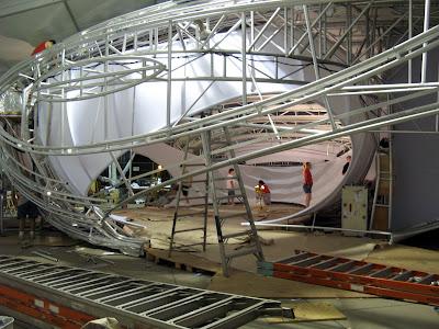 Zaha Hadid Chicago Millennium Park Burnham Pavilion