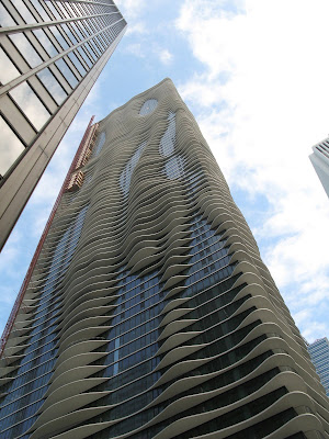 Aqua Tower Chicago Studio Jeanne Gang